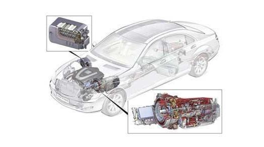 随着世界各国环境保护措施越来越严格,用环保型汽车替代普通燃油发动机汽车将成为今后汽车发展的主流,目前已经出现的环保汽车有:太阳能汽车、氢能源汽车、燃料电池汽车、混合动力汽车等等。但是在这些车型中,目前只有混合动力汽车真正具有实用推广价值。 混合动力汽车的动力系统以动力传输路线分类,可分为串联式、并联式和混联式等三种。 不管采用何种方式,在电动机参与传动时都需要速度反馈,控制器接收到速度反馈信号后控制电动机驱动机构将车速稳定在目标速度, 也可以根据速度选择传动方式。 常用的速度反馈元件有旋转编码器,霍尔速