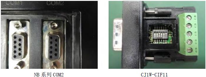 USB、RS232、RS422/485 是主要通信接口,在现场调试、设备连接中应用广泛。 (1)USB 通讯的正确使用  通讯电缆:请使用可靠屏蔽、且带磁环的通讯电缆,防止电磁或噪音干扰。   连接:避免在通信时插拔USB 电缆,且插拔时避免手直接触碰USB 口上的金属面,防止静电。   未正确连接USB 会导致如下故障 带电热插拔或强静电导致USB 口通讯回路烧毁,无法通讯。  (2)串行端口(RS232C)的正确使用  触摸屏有9 针D 型母座。这个端口能连接RS-232C 功能的控制器,也可用