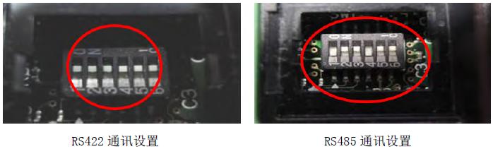 15针rs422通讯接线图